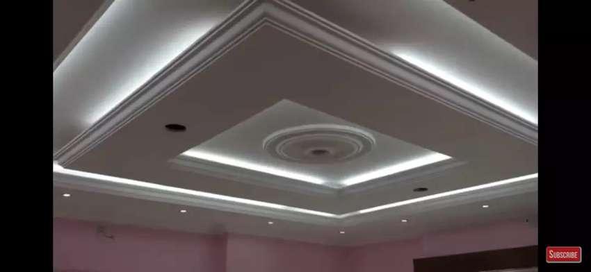 Se ofrece servicio de obra blanca PVC drywall acabados etc