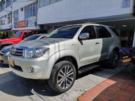 Toyota Fortuner 2011Manizales