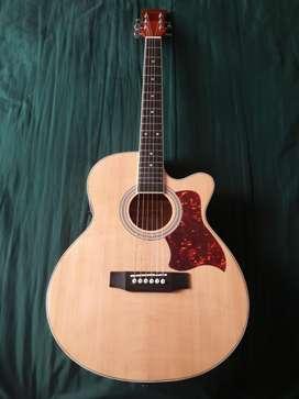 Guitarra Electroacústica Chateau