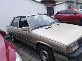 Se vende carro Renault 9 TXE 1991