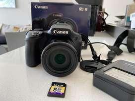Canon Powershot SX60 HS excelente estado