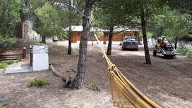 Cabaña en Sauce Grande rodeada de un Bosque agreste
