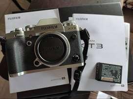 Cuerpo: Fujifilm XT3