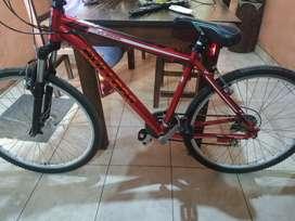 Bicicleta bulldog size 18 M