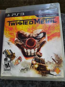 Vendo mi disco de twisted metal