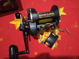 Reel rotativo Daiwa Sealine 30 sh