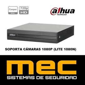 Cámara de Seguridad HD + Grabadora 4 Canales + Accesorios