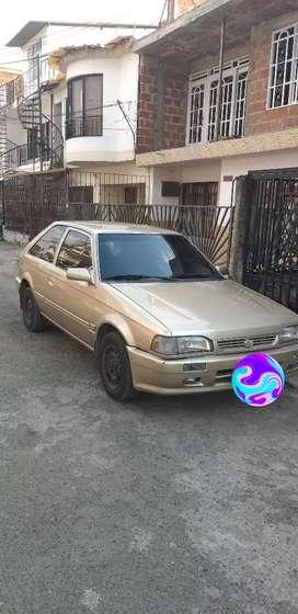 Mazda coupe 323