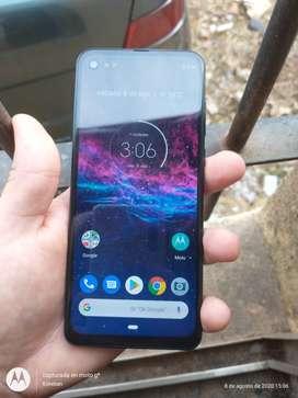 Motorola one action nuevo sin uso