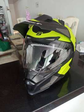Casco Shaft Mx 380 DV