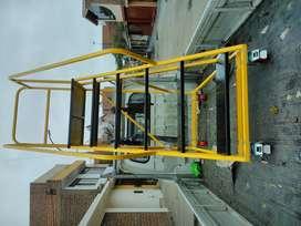 ESCALERAS TIPO AVION DE 1.50 MTR Metalica y de aluminio escaleras tipo avión de fibra de vidrio