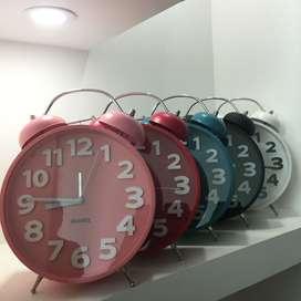 Reloj decorativo - alarma de campanas - Pema Store
