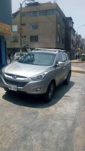 Venta de Hyundai Tucson casi nueva
