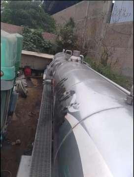 Cisterna acero inoxidable 7500 Galones