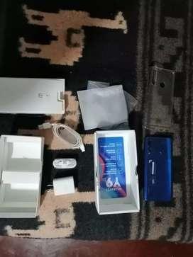 Vendo mi celular Huawei y9 prime