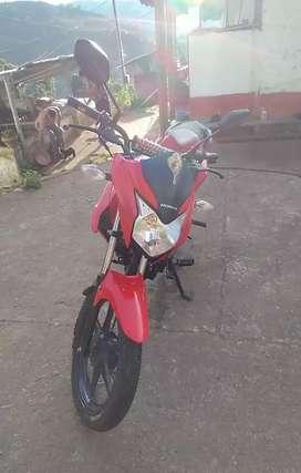 Vendo moto honda cb110 papeles próximos a vencerse