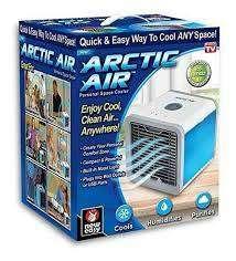Aire Acondicionado Portátil Ontel Aamc4 Asseenontv Artic Air