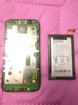 Motorola G1 Display Malo