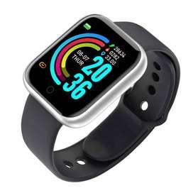 Reloj Inteligente para regalar en Navidad, para hombre mujer niño niña conexión Bluethoot Mensajes de Whatsapp y redes