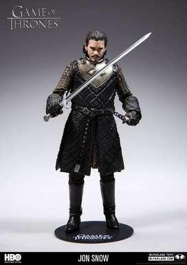 Figura De Accion Jon Snow Game Of Thrones