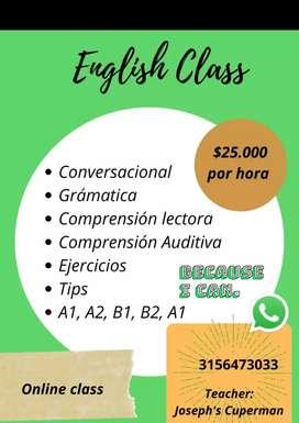 English Class Online
