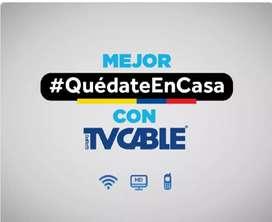 Tvcable servicios internet fijo y TV