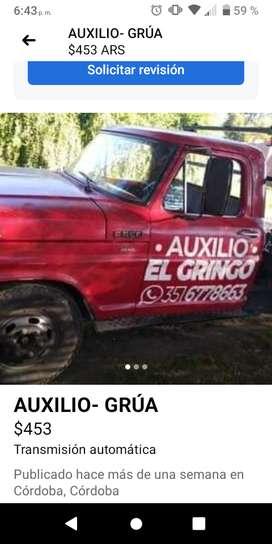 GRUA/AUXILIO