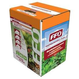 FFO Enmienda Biológica - Anti Estresante - Aplicación Foliar