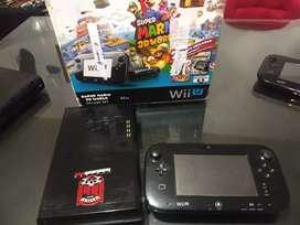 Wii u  de 32 gbs