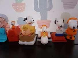 Juguetes de Snoopy Mac donals