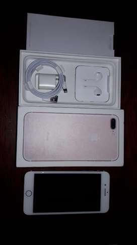 Vendo iPhone 7 Plus nuevo de paquete