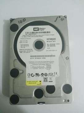 """DISCO DURO 750GB 7200 RPM 16MB Cache SATA 3.0Gb/s 3.5"""""""