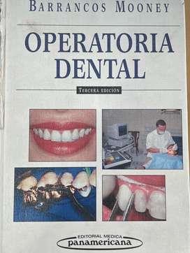 Operatoria Dental Barrancos Mooney Usado