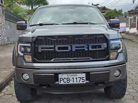 Flamante Ford f150 4x4