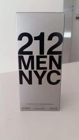 Locion para hombre - 212 MEN NYC CH