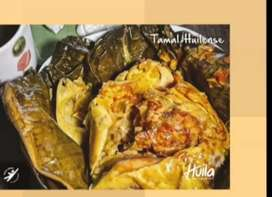 venta de tamales HUILENSES