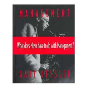 Management - Gary Dessler  Pasta Dura CD incluido (leading people and organizations in the 21st century)