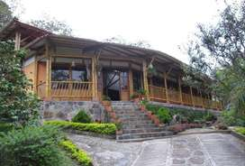 Espectacular Finca en San Cayetano en el municipio de Zipacón apta para Turismo cerca a Cachipay