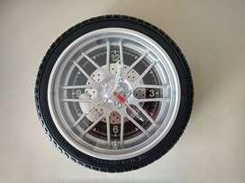 Tyre Wheel clock Llanta reloj