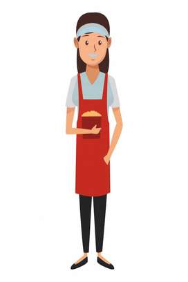 Se Requiere de Personal Femenino Para Restaurante de Comida Rapida