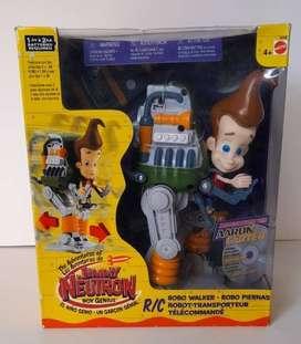 Jimmy Neutrón Robo Walker (2002)
