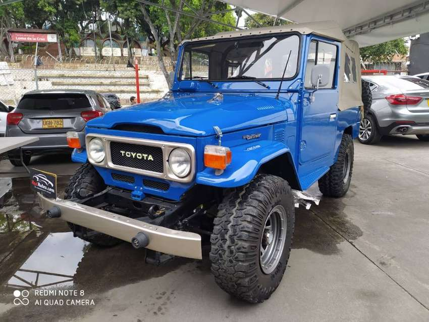 Toyota LAND CRUISER 1980 0