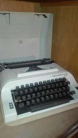Maquina de Escribir Remington 22