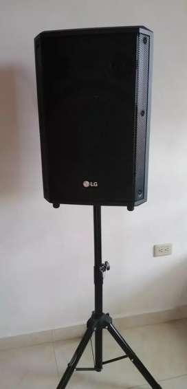 Vendo hermoso torre de sonido