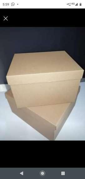 Vendo único saldo de cajas para regalo