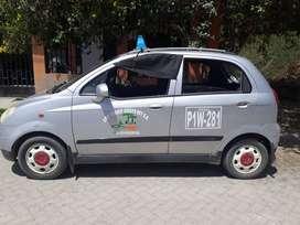 Se vende auto con linea en empresa de transporte Cristo Rey