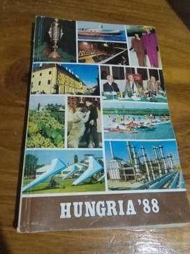 Guia Anuario Hungria 88 en Español 1988