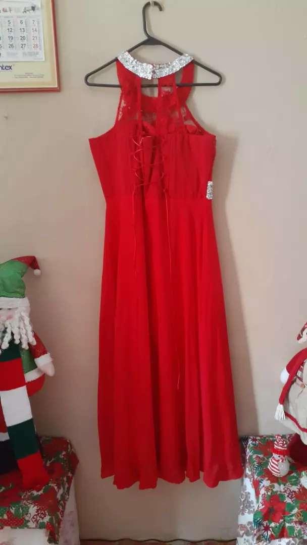 vestido de gala 0