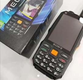 Teléfono con tv incorporada