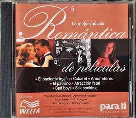 La Mejor Música Romántica De Peliculas Vol 5 Para Ti 1998
